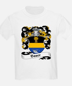 Bauer Family Crest Kids T-Shirt
