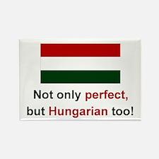 Perfect Hungarian Rectangle Magnet