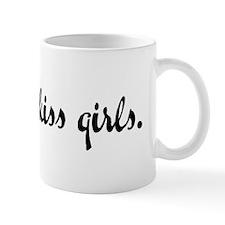 I Kiss Girls Mug