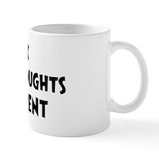 Brent (impure thoughts} Mug
