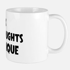 Enrique (impure thoughts} Mug