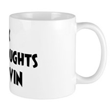 Devin (impure thoughts} Mug