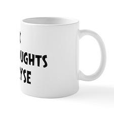 Elyse (impure thoughts} Mug