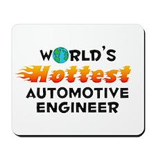 World's Hottest Autom.. (C) Mousepad