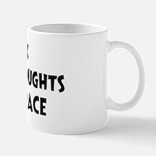 Grace (impure thoughts} Mug