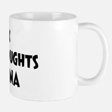 Gina (impure thoughts} Mug