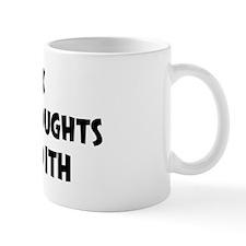 Edith (impure thoughts} Mug