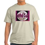 Funnel Cake Ash Grey T-Shirt