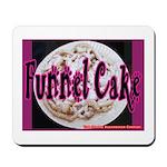 Funnel Cake Mousepad