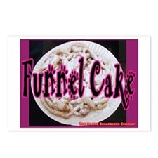 Funnel Cake Postcards (Package of 8)