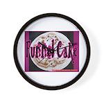 Funnel Cake Wall Clock