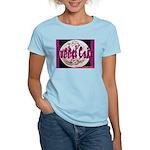Funnel Cake Women's Pink T-Shirt