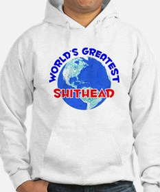 World's Greatest Shith.. (E) Hoodie