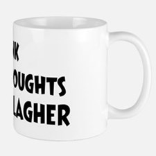 Gallagher (impure thoughts} Mug