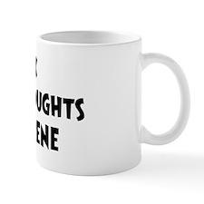 Irene (impure thoughts} Mug