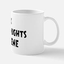 Irene (impure thoughts} Small Small Mug