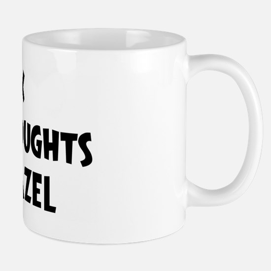 Hazel (impure thoughts} Mug