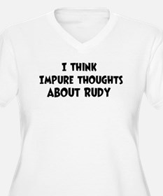Rudy (impure thoughts} T-Shirt