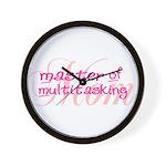 M.O.M. - Master Wall Clock