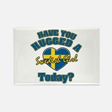 Have you hugged a Swedish girl today? Rectangle Ma
