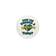 Have you hugged a Swedish boy today? Mini Button (