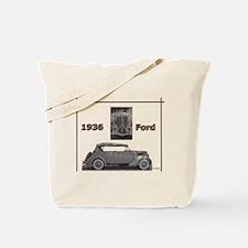 1936 Ford Elegance Tote Bag