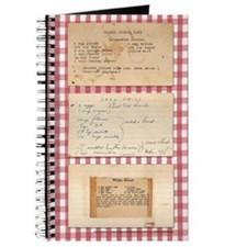 Recipe Medley Journal