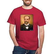 """Faces """"Dvorák"""" T-Shirt"""