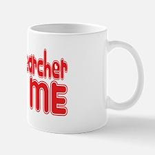 A Market Researcher Loves Me Mug