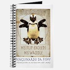 Penguinardo da Fishy Journal
