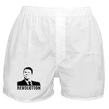 Reagan Revolution Boxer Shorts