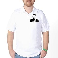 Reagan Revolution Golf Shirt