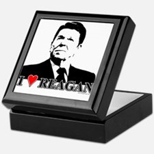 I Heart Reagan Keepsake Box