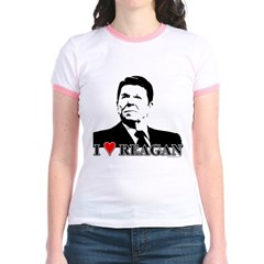 I Heart Reagan T