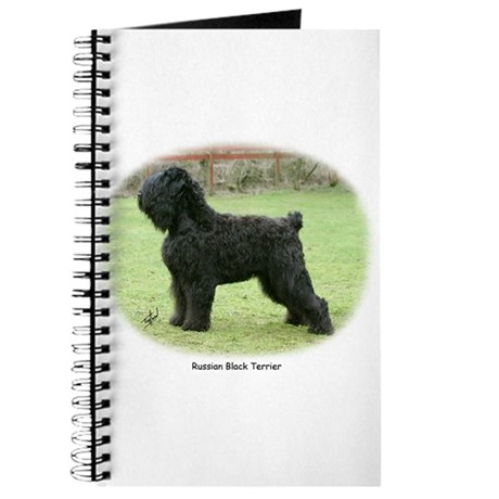 Russian Black Terrier Journal