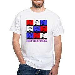 Reagan Revolution Pop Art Shirt