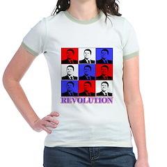 Reagan Revolution Pop Art T