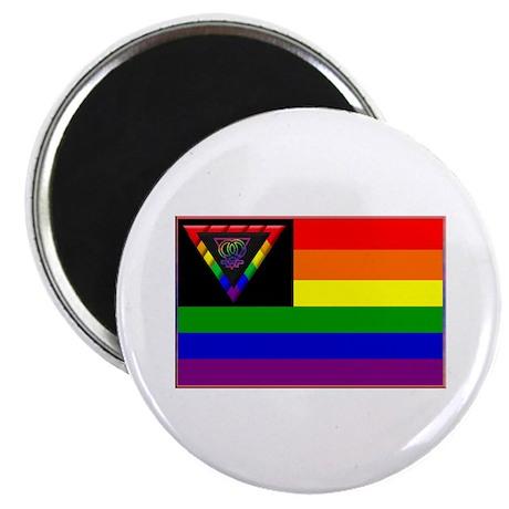 """Diversity of Womyn's Pride 2.25"""" Magnet (10 pack)"""