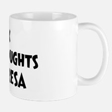 Teresa (impure thoughts} Mug