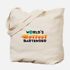 World's Hottest Barte.. (C) Tote Bag