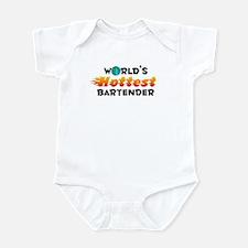 World's Hottest Barte.. (C) Infant Bodysuit