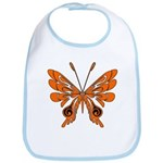 'Butterfly Tattoos Bib
