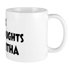 Tabitha (impure thoughts} Coffee Mug