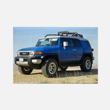 Cute Toyota fj cruiser Rectangle Magnet