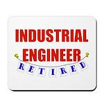 Retired Industrial Engineer Mousepad