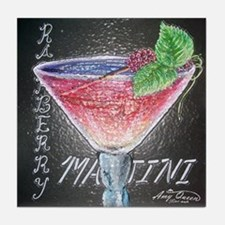 The Fine Food And drink Colle Tile Coaster