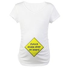 Future Scuba Diver on Board Shirt