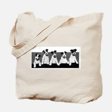 Jack Russell Terriers Tote Bag