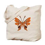 'Butterfly Tattoos Tote Bag