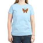 'Butterfly Tattoos Women's Light T-Shirt